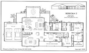 plan design simple 5 bedroom house floor plans interior