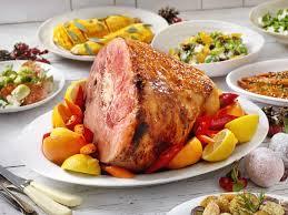 orange glazed ham recipe for special dinners