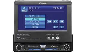 pioneer avh p5700dvd dvd cd receiver with 6 5