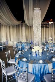 royal blue and silver wedding decor wedding decor theme