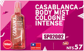 Parfum Casablanca Merah parfum casablanca merah sp02002 hoki shop