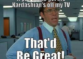 Gary Coleman Meme - boycott the kardashians letter writing caign grows larger