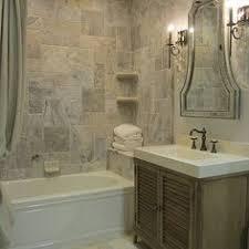 bathroom travertine tile design ideas an bathroom featuring claros silver travertine