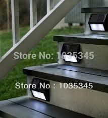 solar led dock lights free shipping led solar step light solar dock light solar staircase