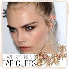 s ear cuffs jewelry trend s s 2013 ear cuffs s closet