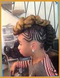 braided mohawk hair styles pinterest natural hair braid