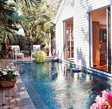 Mini Pools For Small Backyards by Best 25 Small Backyard Pools Ideas On Pinterest Small Pools
