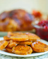 thanksgiving candied yam recipe dairy free baked candied yams recipe let u0027s be yummy