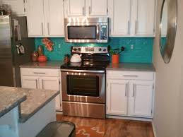 How To Choose Kitchen Backsplash by Add Color To Your Kitchen With A Decorative Ceiling Tile Backsplash