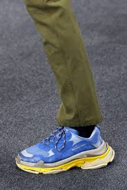 biggest trend in sneakers is ugly gq