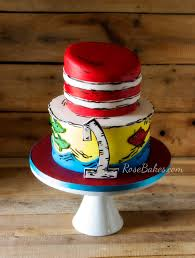 dr seuss cakes behance