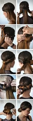 Hochsteckfrisurenen Mit Kurzen Haaren Zum Nachmachen by Schnelle Und Moderne Frisuren Für Kurze Haare Zum Nachmachen
