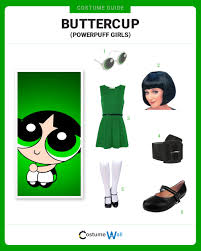 bubbles halloween costume dress like buttercup costume halloween and cosplay guides