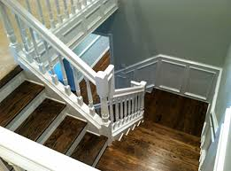 Banister And Spindles Stairs Handrails U0026 Balusters Remodeling Contractor Beaverton