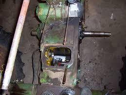 john deere b transmission yesterday u0027s tractors