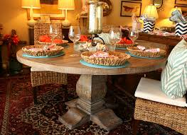 60 inch round pedestal dining table inspirations u2014 farmhouse