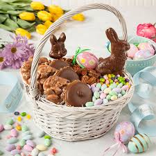 easter basket delivery top organic easter basket gift country bunny easter baskets