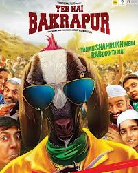 yeh hai bakrapur quick movie review shahrukh the goat is indeed