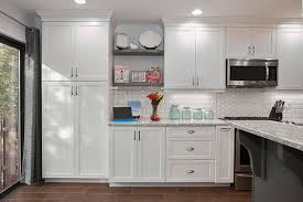 small kitchens with white cabinets 5 design tricks that make your small kitchen look larger