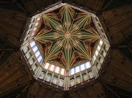 Picture Of Octagon The Octagon Lantern Ely Catherdral Picture Of Ely Cathedral Ely