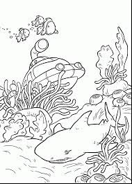 astounding dolphin coloring pages with underwater coloring