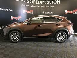 2016 lexus nx crash test used 2016 lexus nx 200t 4 door sport utility in edmonton ab l13651a
