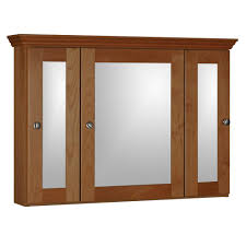 Bathroom Cabinet With Lights Design House Concord 36 In W X 30 In H X 5 In D Framed 5 Light
