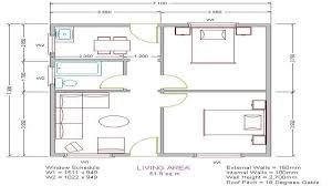 48 simple small house floor plans costs house plans simple house