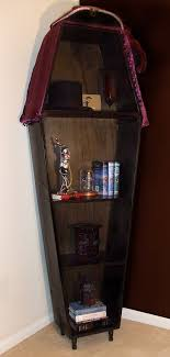coffin bookshelf my coffin bookcase by senseimonkeyboy on deviantart