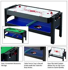 3 in 1 air hockey table air hockey