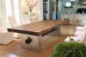 barnwood dining room tables barn wood dining room tables great log dining room tables 85 on