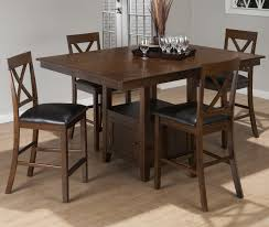 jofran maryland counter height storage dining table jofran olsen oak casual counter height rectangle table with storage