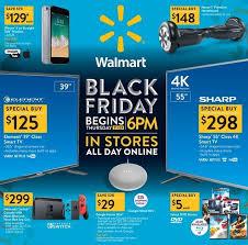 walmart black friday ad 2017 thanksgiving store hours doorbusters