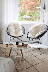 Single Living Room Chairs Chair White Armchair Single Chair With Ottoman Pair Of Chairs