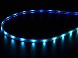 mini led light strips adafruit mini skinny neopixel digital rgb led strip 30 led m