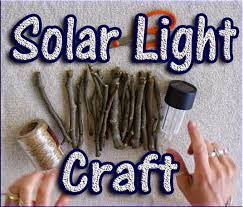 solar lights for craft projects diy solar light craft here is a creative way to give your dollar