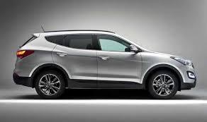 hyundai santa fe sport price in india auto expo 2014 hyundai launches santa fe unveils xcent sedan