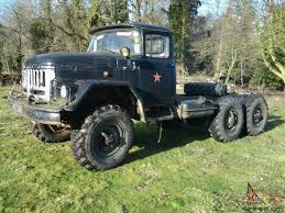 131 russian 6x6 lorry