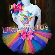 Minion Tutu Dress Etsy Handmade Shopkins Tutu Lildivatutu789 Etsy Tutu Dress