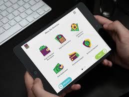 home screen icon design home screen icon design for kiosk application by reazur rahman