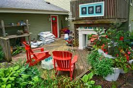 Plant Bench Plans - an outdoor garden potting bench room shawna coronado