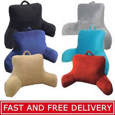armrest pillow soft plush lounger pad cushion chair arms bed sofa