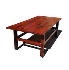 vintage mid century modern coffee table mid century danish modern rosewood cabinet chest bar coffee