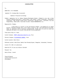 Mechanical Engineering Student Resume Ctc Full Form In Resume Resume For Your Job Application