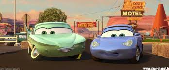 cars sally and lightning mcqueen quotes from u201ccars 2 u201d pixar planet fr