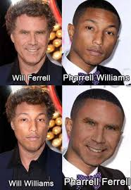 dopl3r com memes will ferrell pharrell williams will williams