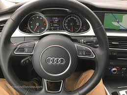 audi a4 2015 2015 audi a4 review u2013 driveandreview