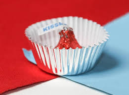 foil candy cups silver foil candy cups