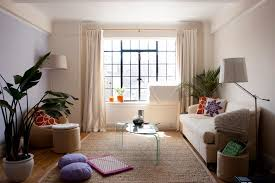 Furniture For Small Spaces Living Room - 10 apartment decorating ideas hgtv
