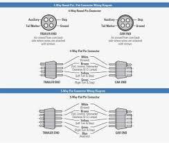 five wire trailer wiring dolgular com